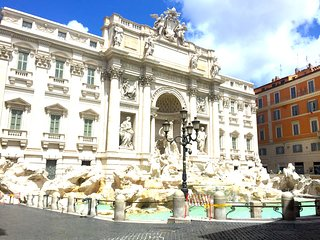 TREVI FOUNTAIN HOUSE