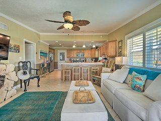 Trendy Ormond Beach Bungalow - Steps to the Beach!