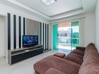Aluguel Apartamento 3 quartos vista mar Bombas SC