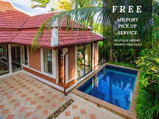 Boutique Resort 1 Bedroom Pool Villa