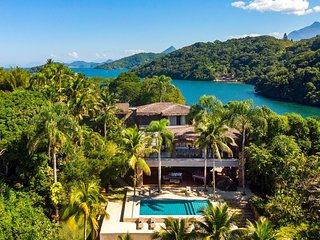 Ang002 - Magnificent Private Island in Angra dos Reis