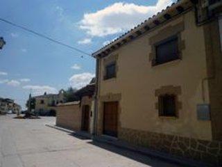 Casa de pueblo, holiday rental in Salillas