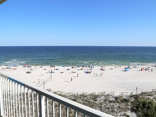 CANCELLATION July 4 available! Seaside Beach & Racquet 3505 ~ Gulf Front ~ 2 Out