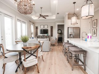 Prominence on 30A ♥ Sunspot ♥ Free Golf Cart with Rental!!