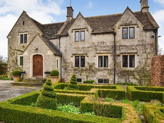 Grindstone Mill, Alderley, Cotswolds - Sleeps 12, Alderley, Cotswolds