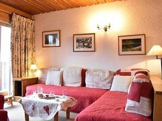 Appartement 3 pièces cabine 6 personnes MERIBEL
