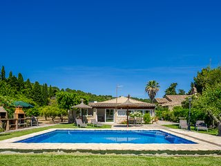 Villa walking distance to Pollensa old town