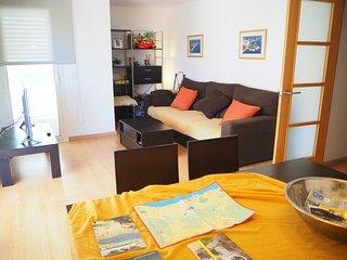 Apartamento equipado Platja d'Aro zona tranquila