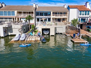 Waterfront Townhouse w/ Boat Slip, Jet Ski Ramp and Amazing Outdoor Space