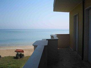 Pineto(TE): casa vacanze con accesso direttamente sulla spiaggia