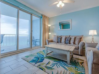 SANITIZED Gulf front condo ~ NEWLY added and ready to rent!