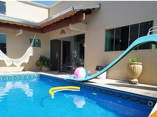 Linda casa com área de lazer completa exclusiva pra vc e sua família!!