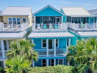 Unit 5410:Beautiful beach house w/ amazing views of the beach & private pool!