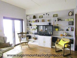 Sugar Top 2120- Rented by Sugar Mtn Lodging Inc.