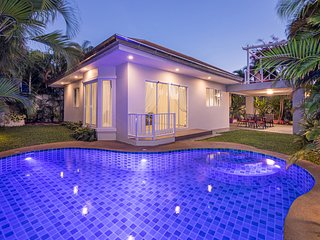 Luxury villa with private swimmong pool