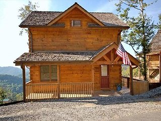 Top of the World Mountain Cabin