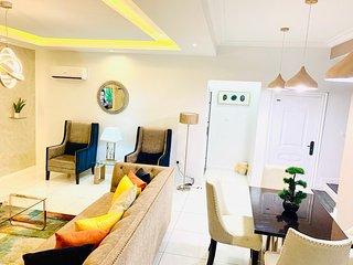 Shortlethomes- Zoe's 5 Star Short let Apartment in Lekki