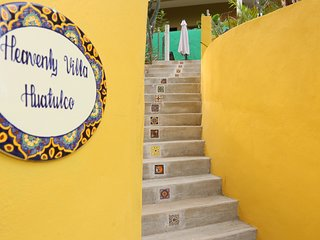 Heavenly Villa Huatulco - Your Castle in the Sky!