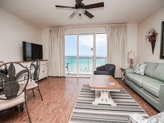 Calypso Resort Towers Rental 403W - Sleeps 6 - Walk to Pier Park!