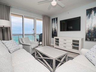Calypso Resort 706W | Gulf & Pier View | Walk to Pier Park!