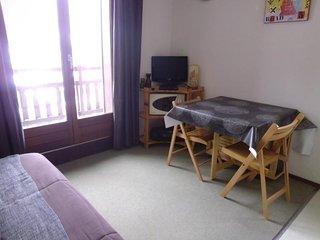 Appartement 2 Pieces cabine 4 couchages RISOUL 1850