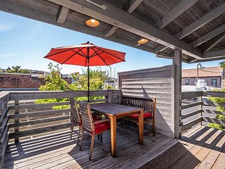 Rooftop Hideaway in Heart of Downtown--Newly Refurbished! See the New Photos!