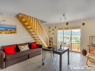 Welcoming 2 bedroom with sea view - Dodo et Tartine