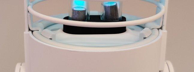 Sterilizzatore lampada UV - Ozono