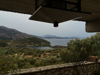 Sivota Lefkada Ionian Island Greece - Villa Starfish.