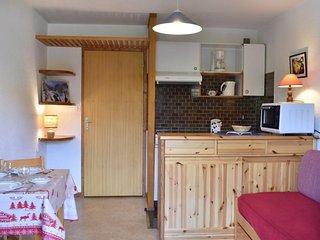 Appartement studio 2 personnes MERIBEL