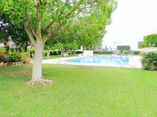 Apartamento Sol Mediterraneo (Guardamar del Segura) con piscina comunitaria