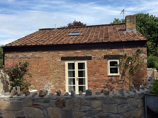 Romantic cottage for two - Wilf's Barn, Wedmore