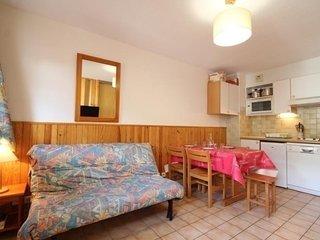 STA010 Appartement pour 4 personnes au centre du village