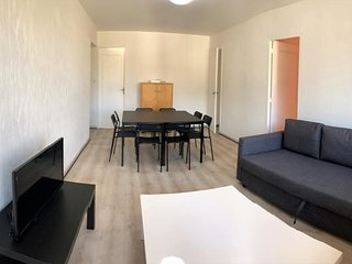 Grand appartement 10 couchages Marseille Valmante Luminy