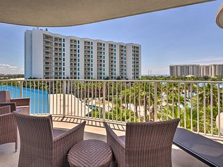 Palms of Destin Poolside Oasis #2501-Walk to Beach