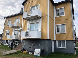 3 room apartment in central Kiruna