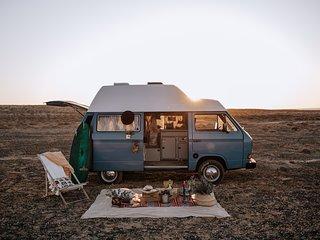 Campervan for rent in Lanzarote