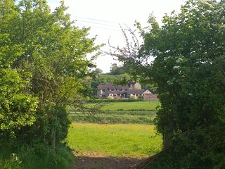 Country setting near Chew Magna, Midsomer Norton, Paulton, Bath and Cheddar