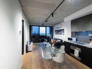 Melbourne - Docklands - Docklands Drive 1BR|1BA