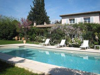 Grande villa jardin piscine a Mougins