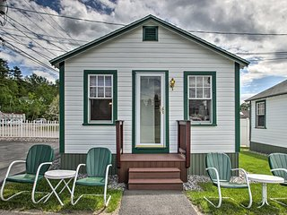NEW! Weirs Channel Cottage w/ Beach Access!