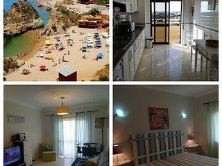 Apartamento T1 - Alvor - Mar e Serra- excelente e totalmente equipado