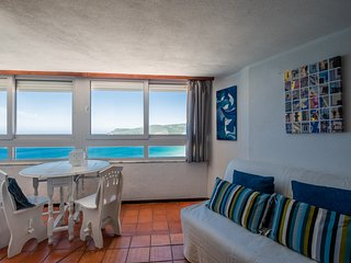 S2 - SESIMBRA OCEAN VIEW STUDIO - PRIVATE BEACH AC