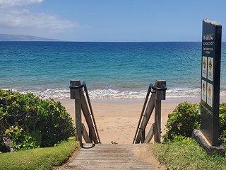 Wailea Elua #2110 2Bd/2Ba, 2nd Flr Gorgeous Ocean View, Central Air, Sleeps 5