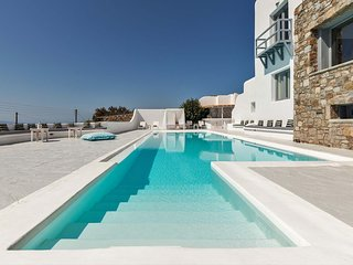 Mykonos Villa Sleeps 20 with Pool and Air Con - 5787887