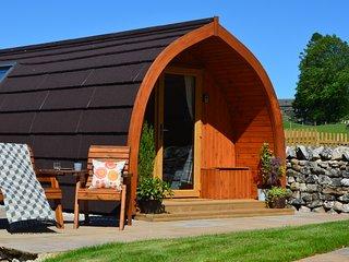 Ribble Glamping Pod - Ribblesdale Pods