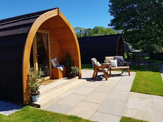 Whernside Glamping Pod - Ribblesdale Pods