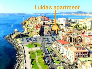 Luida's Apartment