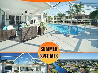 17% OFF! SWFL Rentals - Villa Geraldine - Completed Renovated Pool Home with Dir