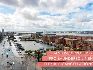 Waterfront Apartment Albert Dock Views